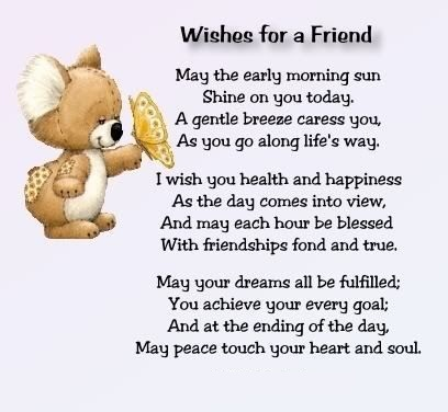 birthday wish to a best friend poem ; 13f597e8a8a7f84cfdf6d6607ccf8fa7