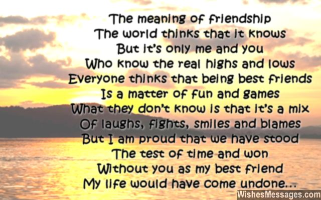 birthday wish to a best friend poem ; Birthday-poem-for-best-friends
