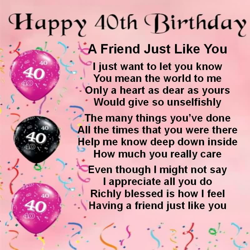 birthday wish to a best friend poem ; ba0e2736e591e7451d2c574b0e8df8e8