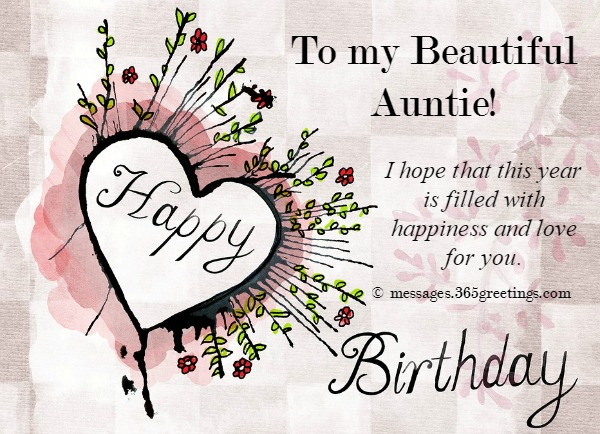 birthday wish to aunt message ; 230a75fa72eb119249db63227333e4dd