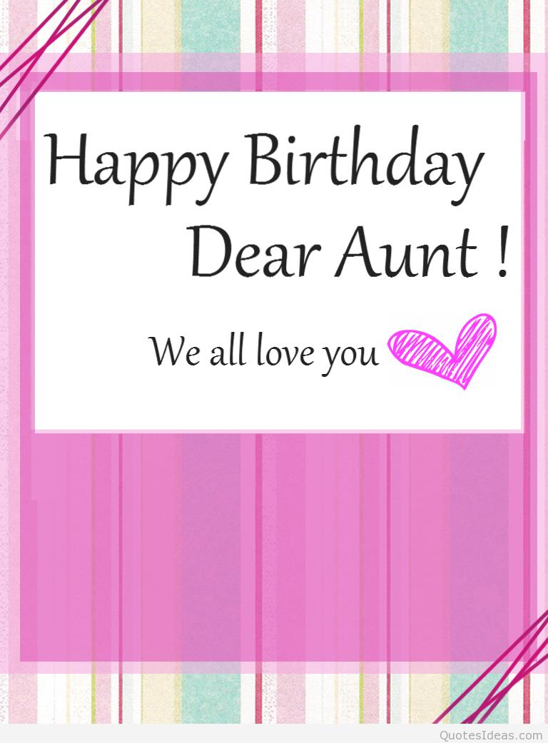 birthday wish to aunt message ; Aunt-birthday-wishes