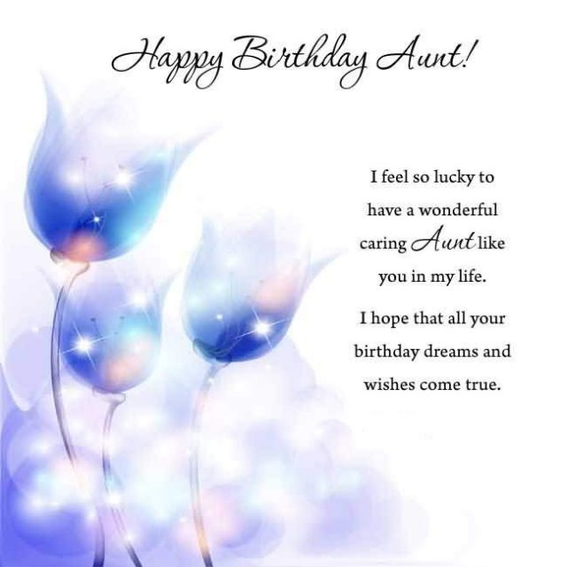 birthday wish to aunt message ; Beautiful-Happy-birthday-aunt-quotes-640x640