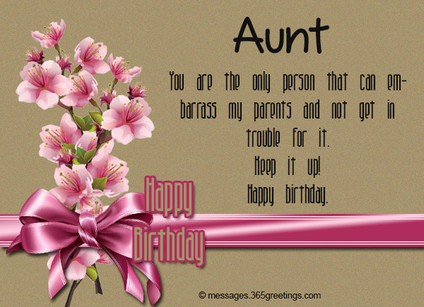 birthday wish to aunt message ; birthday-wishes-for-aunt-05