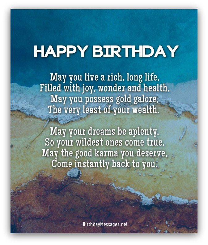 birthday wishes and poems ; Cool-birthday-wishes2A