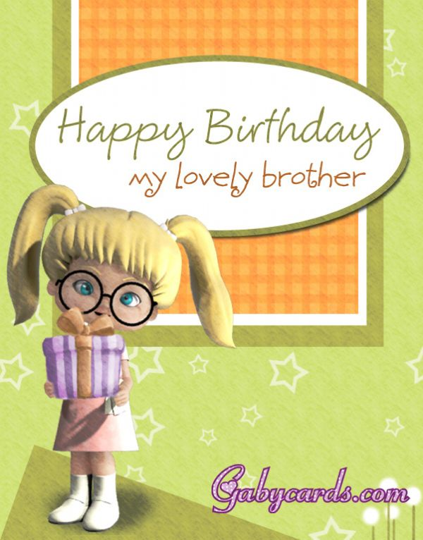birthday wishes card for brother ; amazing-greeting-card-birthday-for-lovely-brother