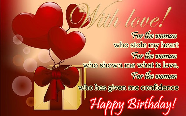 birthday wishes card for girlfriend ; 781273951d539393f30e33b999ae33e7