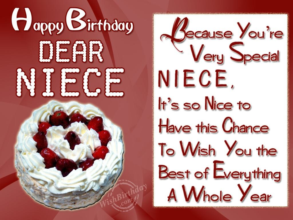birthday wishes card for niece ; Funny-and-Happy-Birthday-Wishes-Dear-Niece-Free-Designs