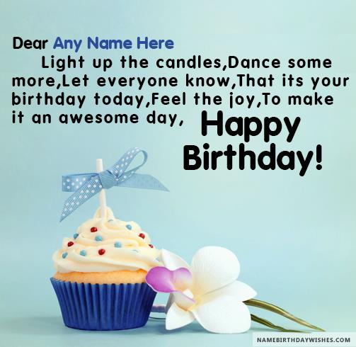 birthday wishes card for sister with name ; 037e8d45af0a877382756a26abe87e03