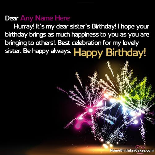 birthday wishes card for sister with name ; beautiful-happy-birthday-wishes-for-sister-with-name-881f