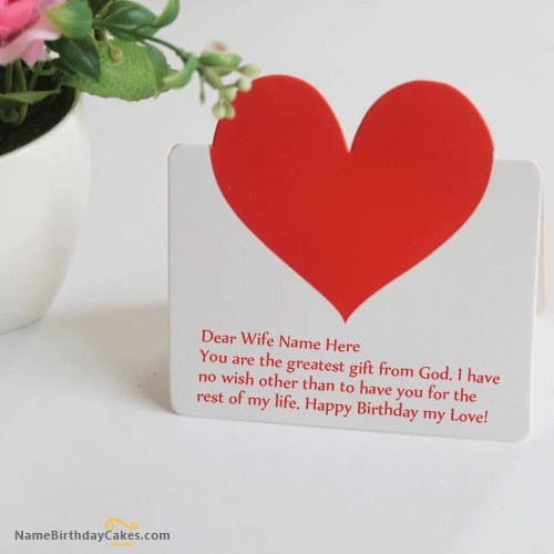 birthday wishes card for wife ; heart-birthday-card-for-wifed514