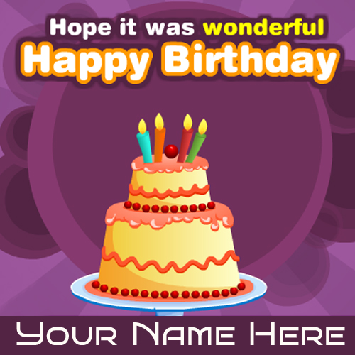 birthday wishes card with photo ; d6184c066806f89e61994de11dcf7009