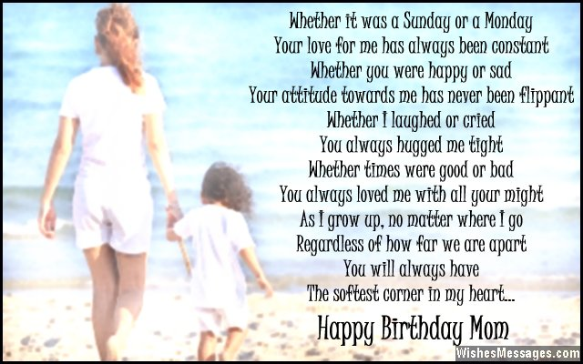 birthday wishes daughter poem ; Beautiful-birthday-card-poem-for-mom