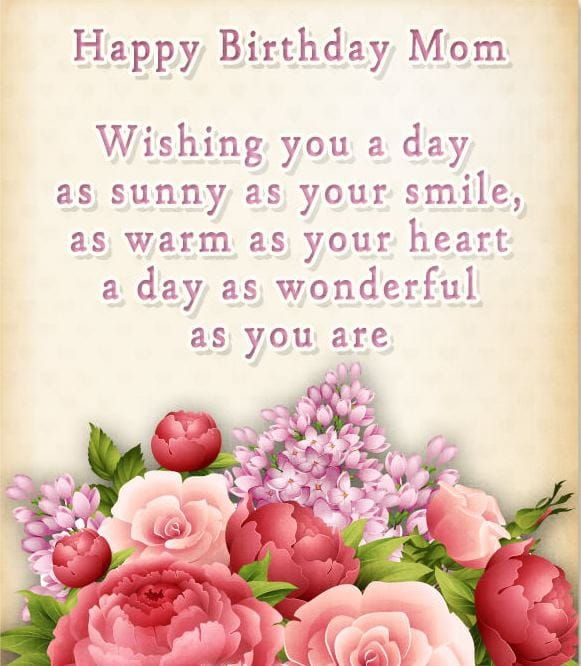 birthday wishes daughter poem ; sweet-happy-birthday-mom-card-min