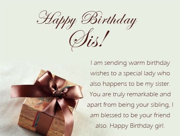 birthday wishes for a special friend poems ; 9938b0813dd4732707072d0a66e9a348-sister-birthday-message-message-for-sister-min