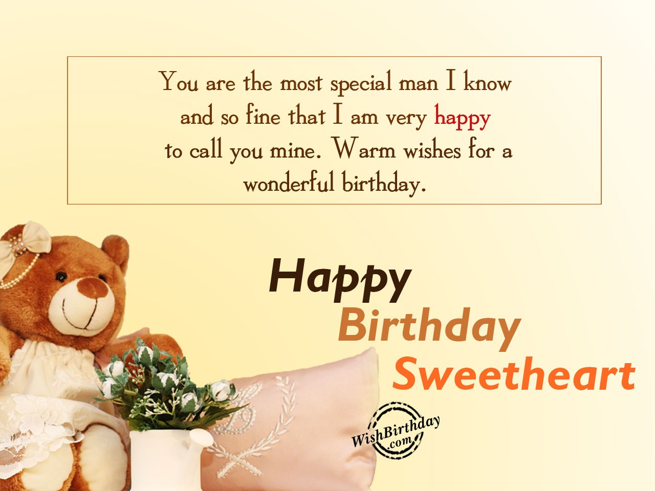 birthday wishes for boyfriend poem in hindi ; You-are-the-most-special-man