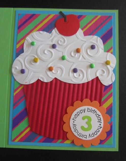 birthday wishes for card making ; Handmade-birthday-card-ideas-for-her-7