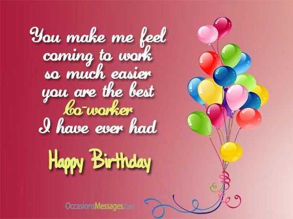birthday wishes for coworker card ; 5dfb8ed54d42afd6d7ae91298c687557--birthday-wishes-for-coworker-happy-birthday-wishes