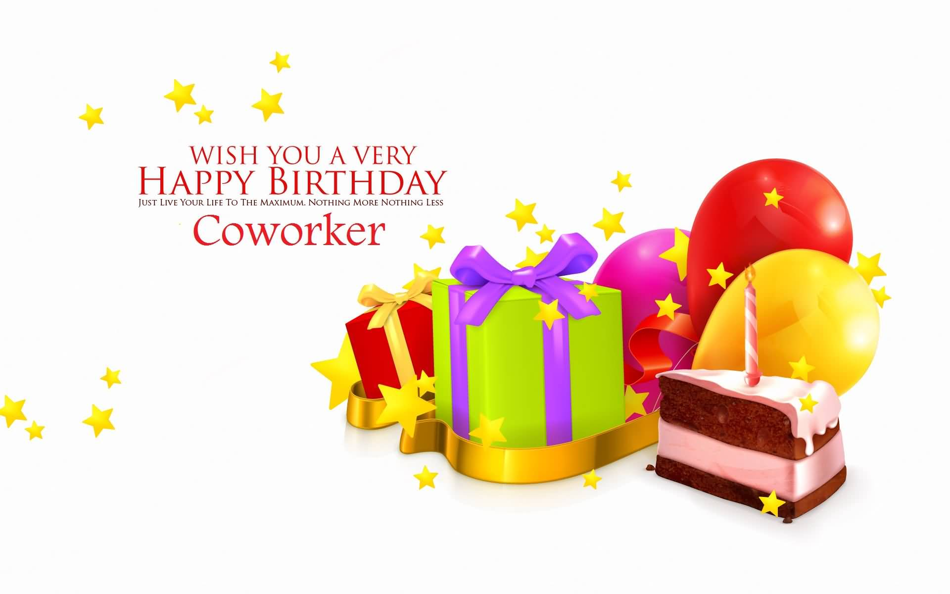birthday wishes for coworker card ; Wish-You-A-Very-Happy-Birthday-Coworker-Best-Greeting-Image