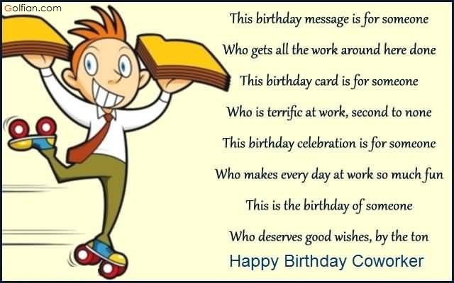 birthday wishes for coworker card ; popular-coworker-birthday-wishes-this-birthday-message-is-for-magnificent-happy-birthday-wishes-coworker