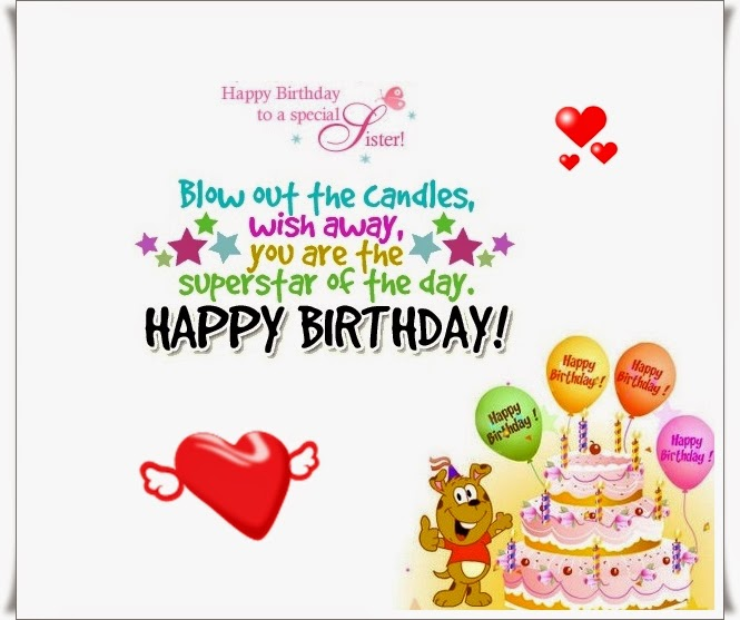 birthday wishes for sister poem ; happy-birthday-cousin