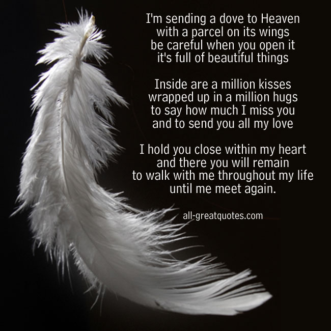birthday wishes for someone in heaven poem ; 58c91a1cf64ee8a0694ddee730c5cb7e