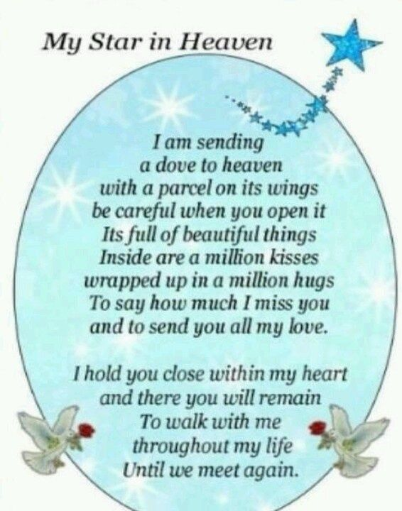 birthday wishes for someone in heaven poem ; a29ff30a5ea55c1de744db00c7396c00--heavens-dads