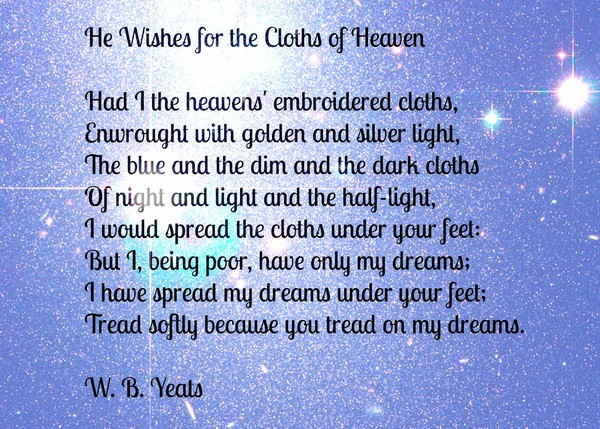birthday wishes for someone in heaven poem ; happy-birthday-wishes-for-someone-in-heaven
