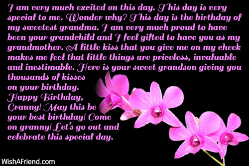 birthday wishes for someone special poem ; 11767-grandmother-birthday-wishes
