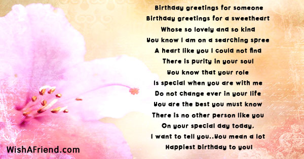birthday wishes for someone special poem ; 22712-happy-birthday-poems