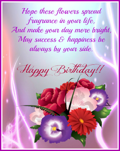 birthday wishes for someone special poem ; 309046