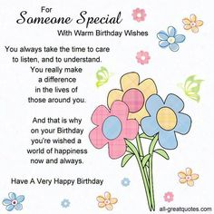 birthday wishes for someone special poem ; 4bf06c9f1df4fa6d979f27d8abcaccc5--happy-birthday--birthday-e-cards