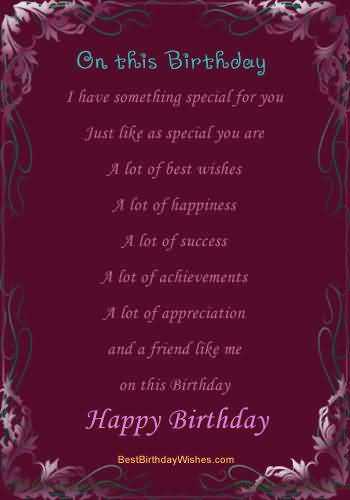 birthday wishes for someone special poem ; Birthday-Poem-To-Someone-Special