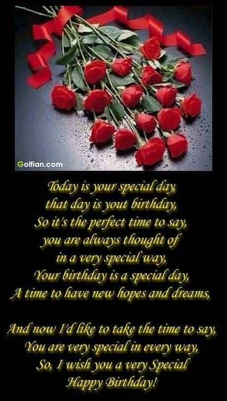 birthday wishes for someone special poem ; Special-E-Card-Birthday-Message-For-Someone-Special