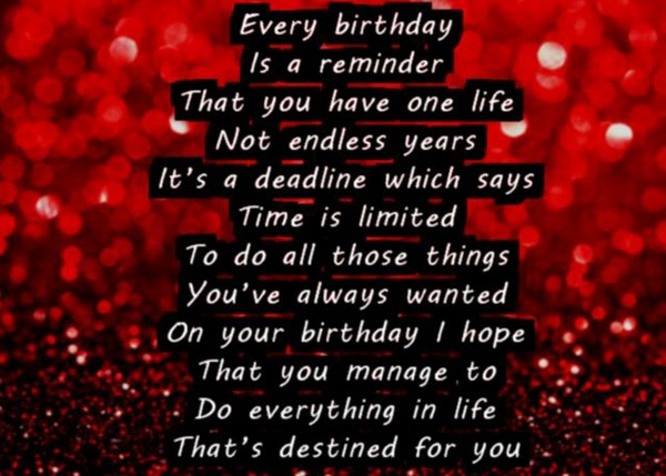 birthday wishes for someone special poem ; happy-birthday-poems-for-friend