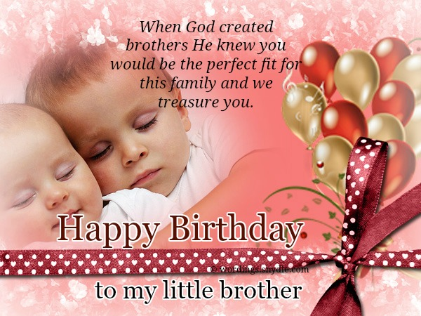 birthday wishes for younger brother card ; birthday-greetings-for-brother-1