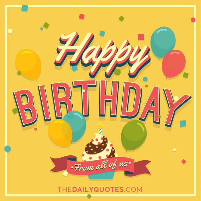 birthday wishes from all of us card ; 25bcbca344e2beafdddcb900f05c6e55