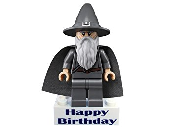 birthday wishes from gandalf card ; 71XJuKHf0IL