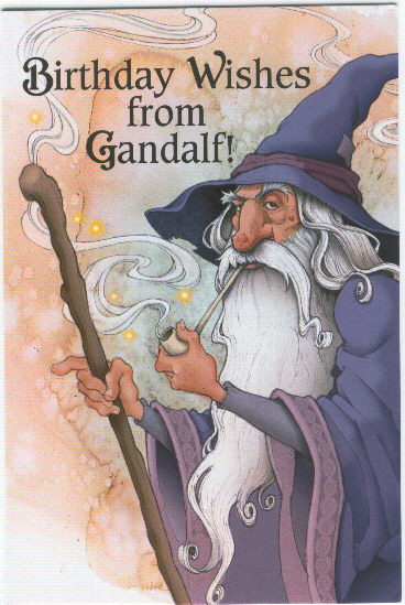 birthday wishes from gandalf card ; gandalf_card_front