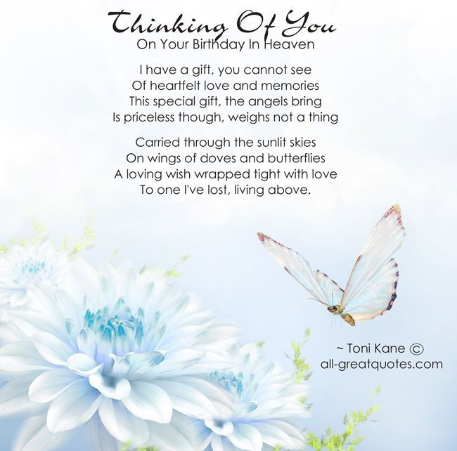 birthday wishes from heaven poem ; 6770e77961b9f1d258e4b336f389a291--birthday-wishes-for-mom-happy-birthday-in-heaven