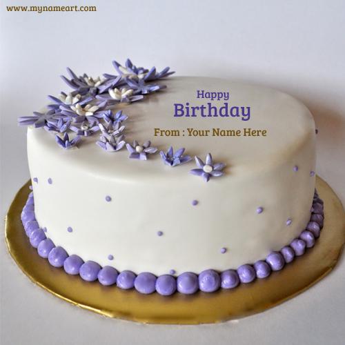 birthday wishes greeting card with name ; purple-birthday-wishes-with-good-name