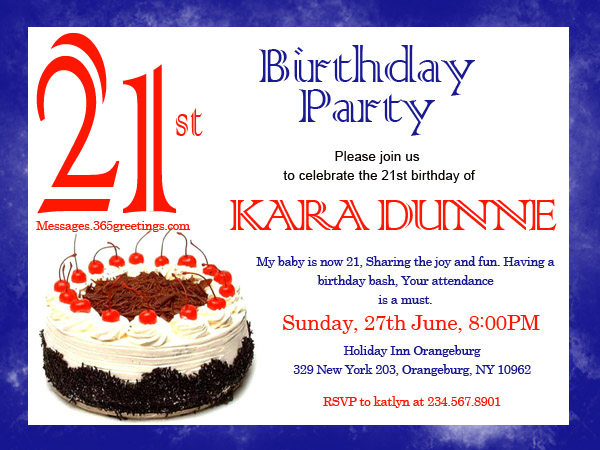 birthday wishes invitation cards ; 21st-birthday-invitation-greetings