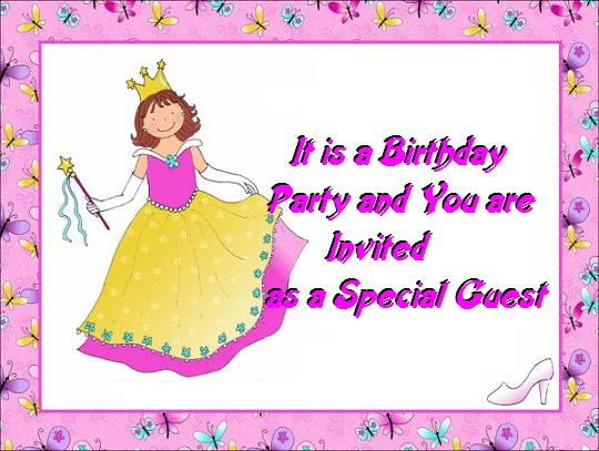 birthday wishes invitation cards ; KidsBirthdayInvitation-1