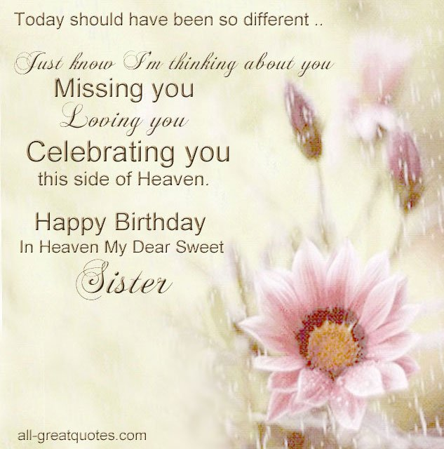 birthday wishes my sister card ; 3bcc7feb592e0accd688b2d810a9c8c5