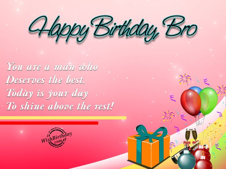 birthday wishes poem ; greeting-card-for-birthday-wishes-to-brother-you-deserves-the-best-1280960-birthday-pinterest-poem-best