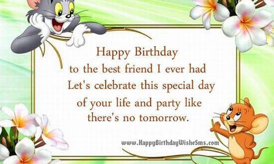birthday wishes poems for best friend ; 46975bfb2f42afd297c03d3b2ba774c5