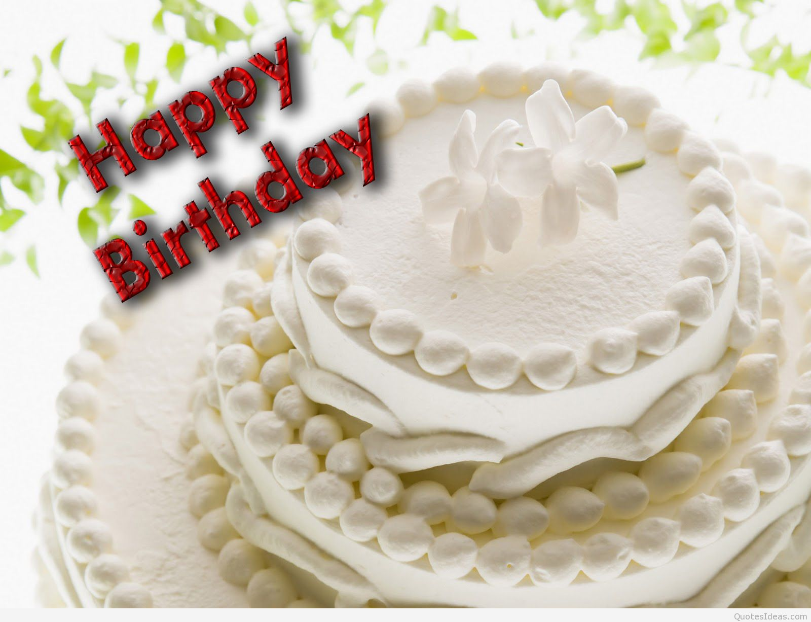 birthday wishes wallpapers with quotes ; Happy-Birthday-Wishes-Cake-H
