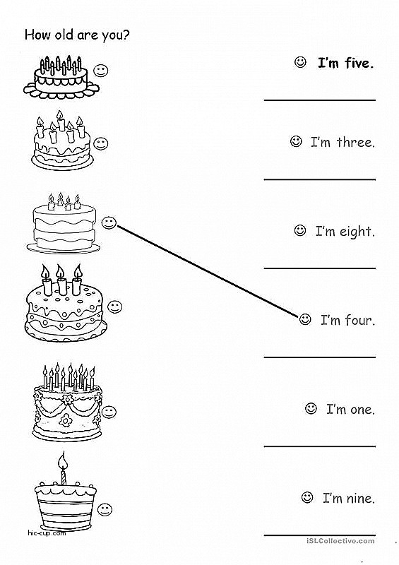 birthday worksheets ; birthday-cakes-for-9-year-olds-beautiful-how-old-are-you-worksheet-free-esl-printable-worksheets-of-birthday-cakes-for-9-year-olds