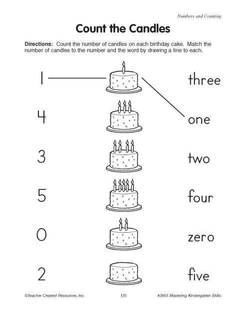 birthday worksheets for preschool ; count_the_candles