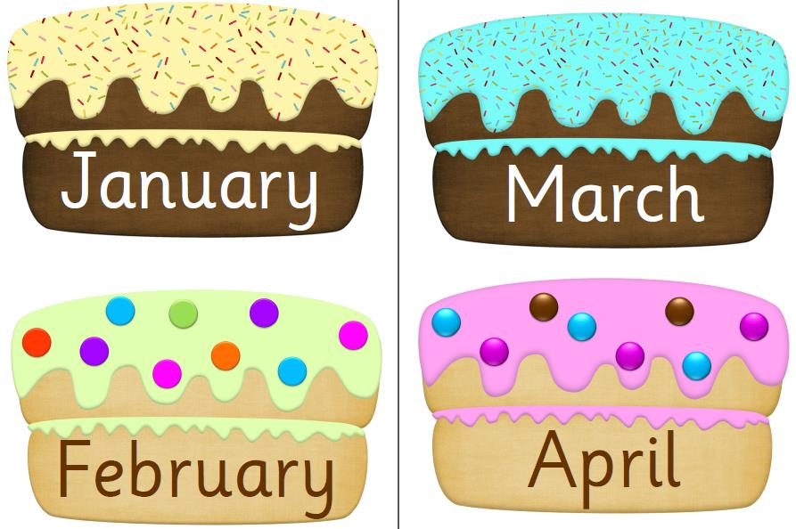 birthdays of the month clipart ; 0a4df369b9d693c6a33cae55b164979e
