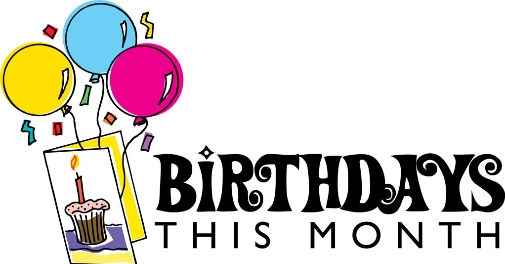 birthdays of the month clipart ; 1957559